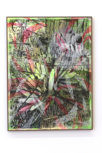 , 'Baum Agave,' 2018, Galerie Britta von Rettberg