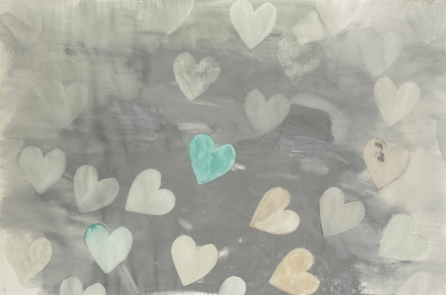 Jim Dine, 'Heart Drawing J', Christie's