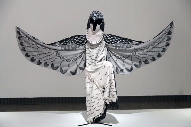 Simon Starling, 'At the Hawk's Well (Grayscale)', 2014, Japan Society