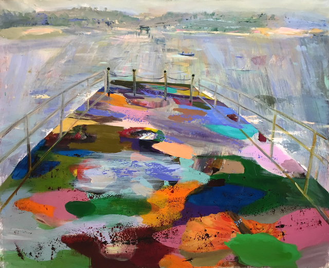 , 'Ferry Boat,' 2016, Edward Thorp Gallery