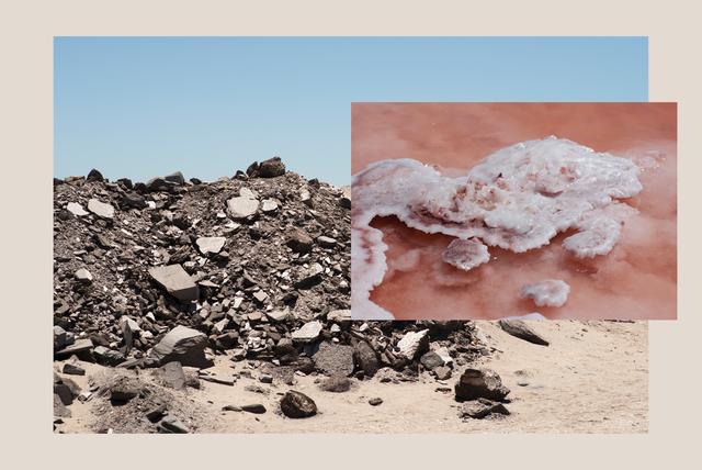 , 'Salt Stone,' 2016, Mirko Mayer