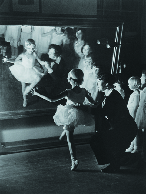 , 'First Lesson at Truempy Ballet School,' 1930, GALLERY M