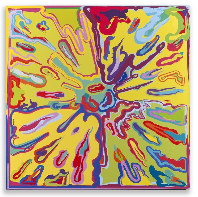 , 'Explosion #5,' 2015, Carl Solway Gallery