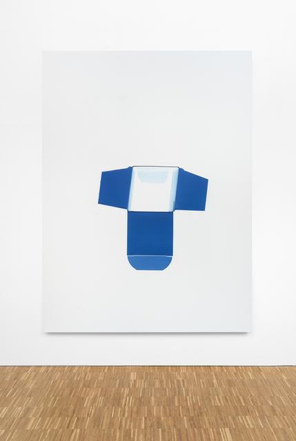 , 'Untitled (Eye Balm Folding Box),' 2017, Michel Rein Paris/Brussels