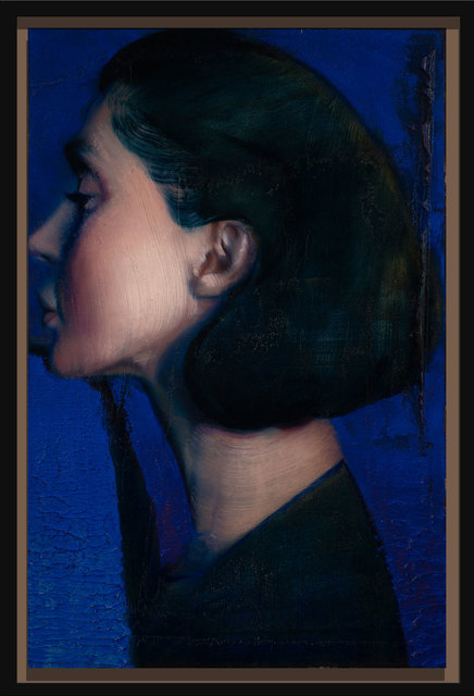 J. Louis, 'Deep Blue', 2019, ARCADIA CONTEMPORARY
