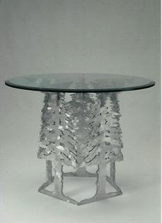 David Hubbard, 'Northwest Coast Table', Zenith Gallery