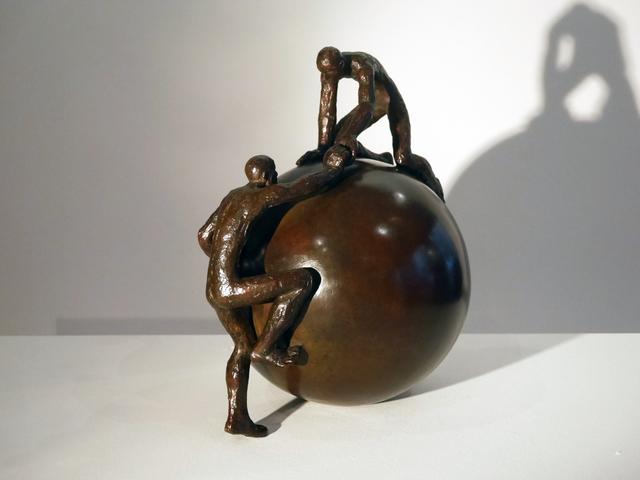 , 'Solidarité,' 2014, Galerie Geraldine Banier