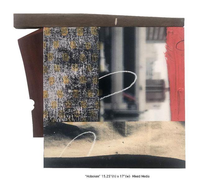 , 'Hoboken,' N/A, Blue Spiral 1