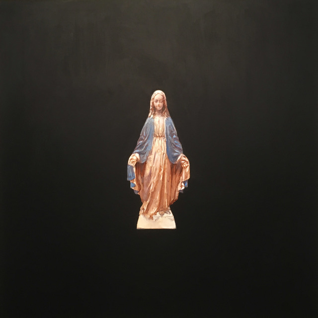 , 'Mary II,' 2018, BoxHeart