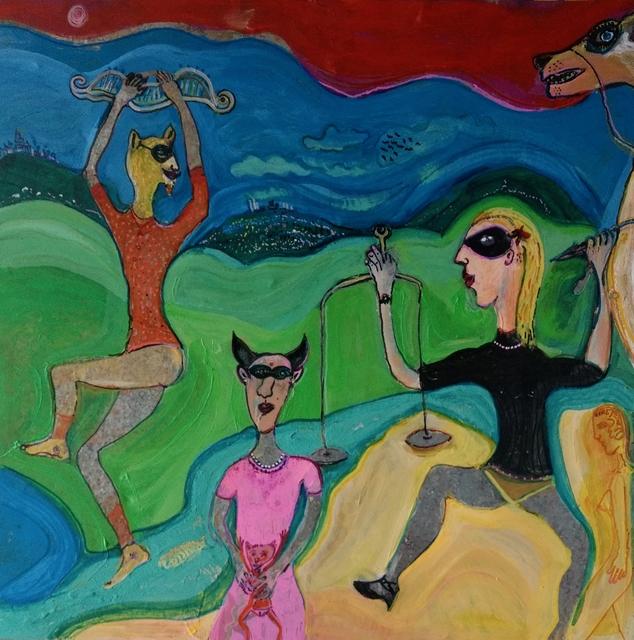 Tony Marshak, 'Parody of Justice', 2019, Yebo Art Gallery