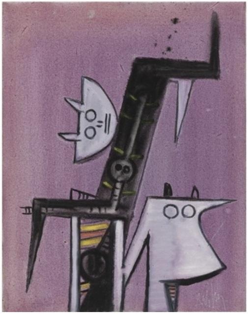 , 'Totem ,' 1972, Leon Tovar Gallery