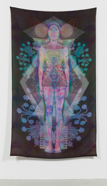 , 'Cloudskin 4,' 2016, Leslie Tonkonow Artworks + Projects