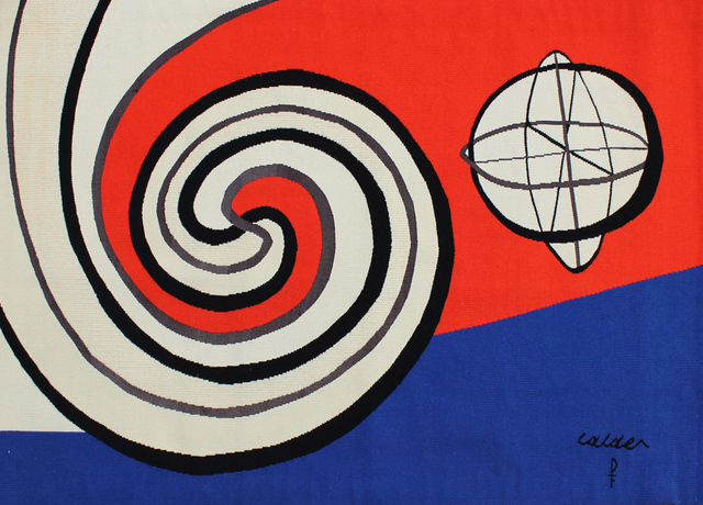 , 'The Sphere and the Spirals | Le Sphere et les Spirales,' 1975, Gilden's Art Gallery