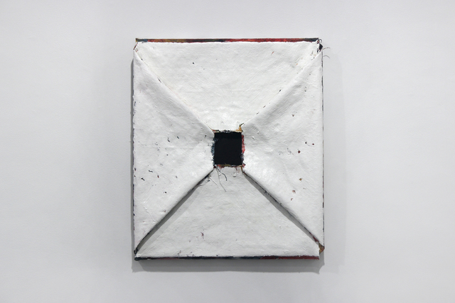 Adam Winner, 'Large Crushed Bucket #2', 2015, Josée Bienvenu