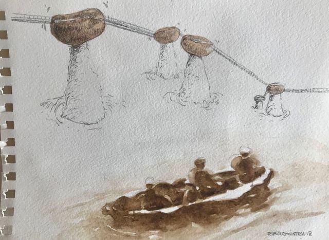 , 'Ay Mamá Inés III,' 2018, Beatriz Esguerra Art