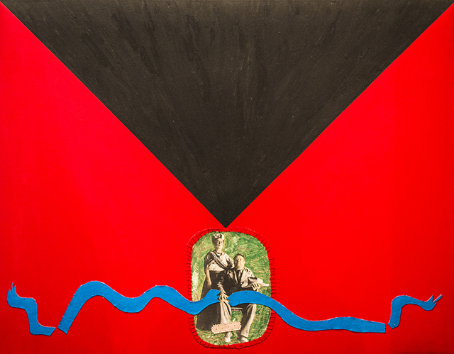 , 'Wounded but undefeated dream,' 1991, Instituto de Visión