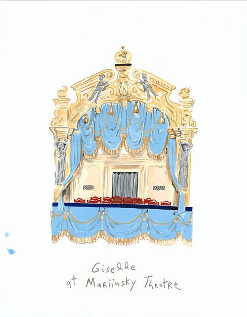 , 'Cultural Capital (Mariinsky Theatre),' 2013, Gavlak