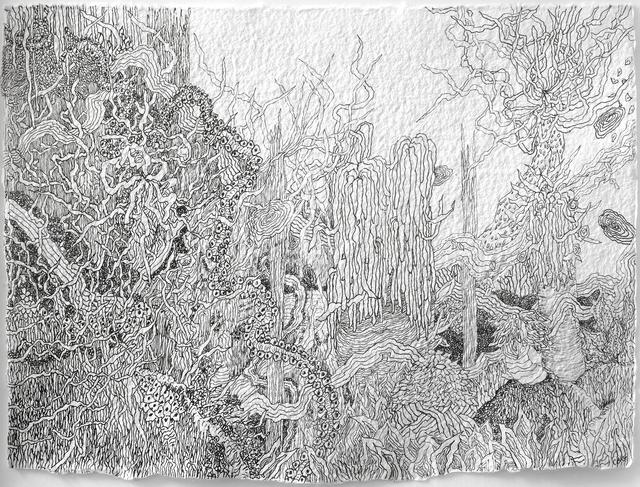, 'Extravagant Eden 1,' 2015, Addison/Ripley Fine Art