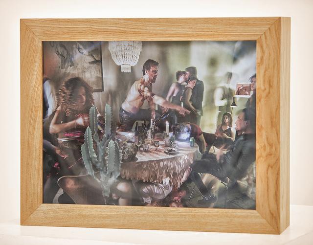 Per Morten Abrahamsen, 'We Eat Our Own', 2018, Hans Alf Gallery