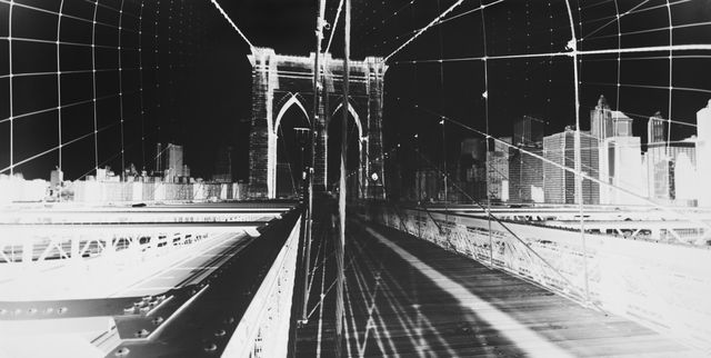 , 'Brooklyn Bridge: June 10, 2015,' 2015, Weinstein Gallery - Minneapolis