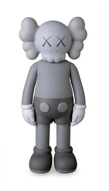 KAWS, 'KAWS Grey Companion 2016', 2016, Lot 180