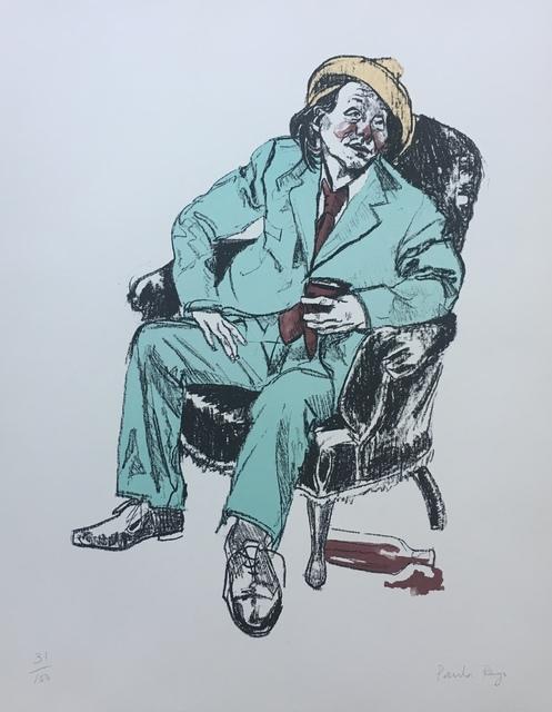 Paula Rego, 'O Vinho', 2007, The Missing Plinth