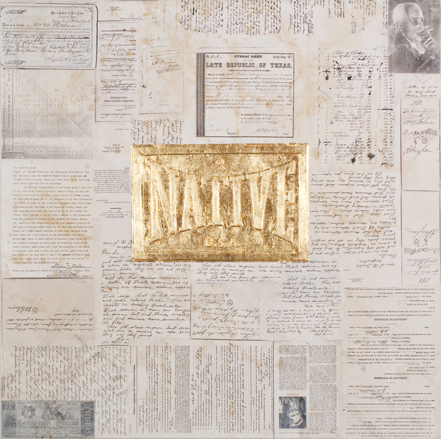 , 'Nana Native,' 2009, Massey Klein Gallery