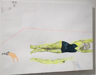 ruby onyinyechi amanze, 'Starfish', 2016, Smack Mellon