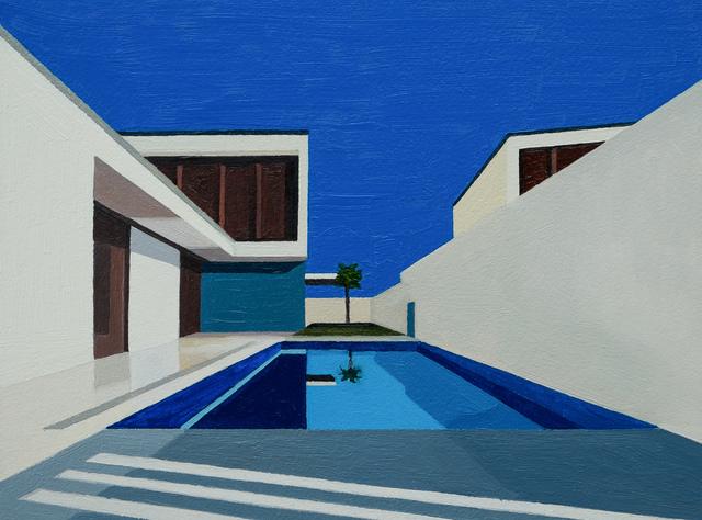 , 'Mediterranean Modern II,' 2016, Cynthia Corbett Gallery