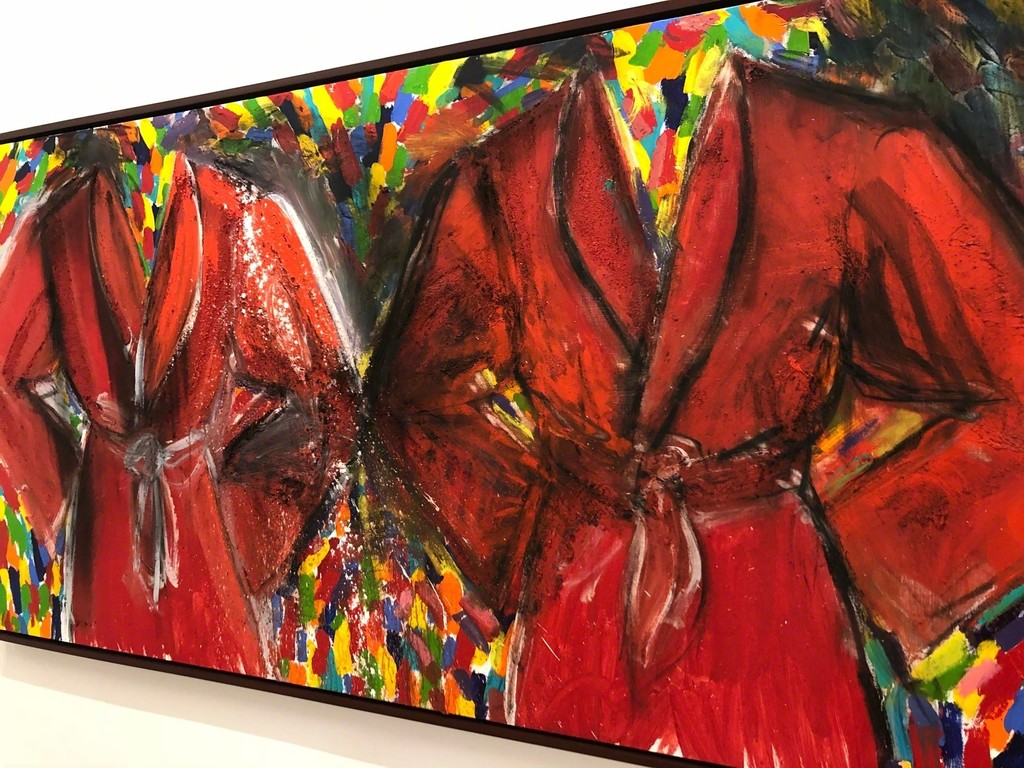 Jim Dine at BOCCARA ART Brooklyn Gallery
