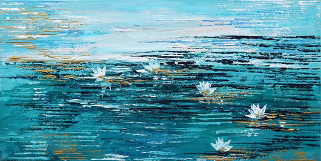 Ivana Milosevic, 'Water Lily 5', 2019, Artspace Warehouse