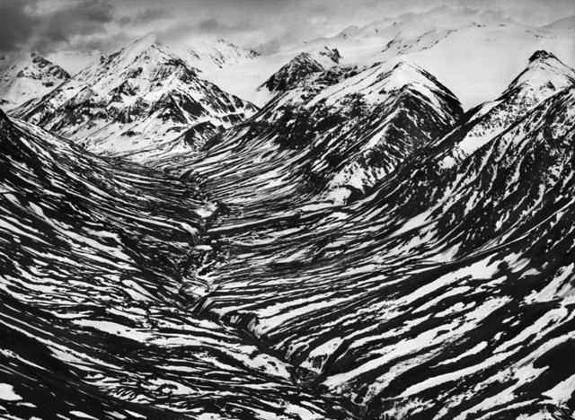 , 'Bighorn Creek, Western Kluane National Park, Canada,' 2011, Peter Fetterman Gallery