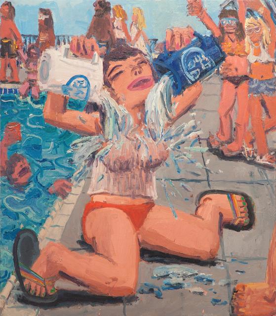 , 'Redneck Riviera,' 2016, Galerie Sébastien Bertrand