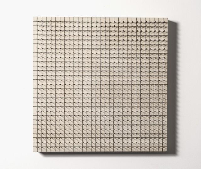 , 'Plastische Linien - Reihung,' 1972, Galerie Thomas