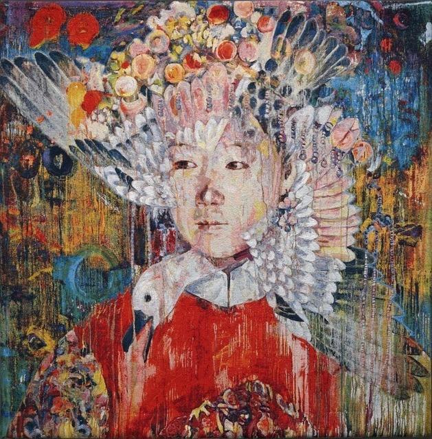 Hung Liu, 'September', 2012, 10 Chancery Lane Gallery