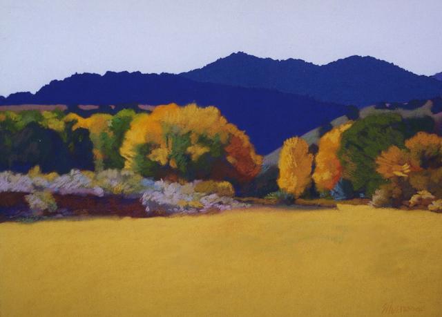 , 'Golden Arroyo,' , Ventana Fine Art