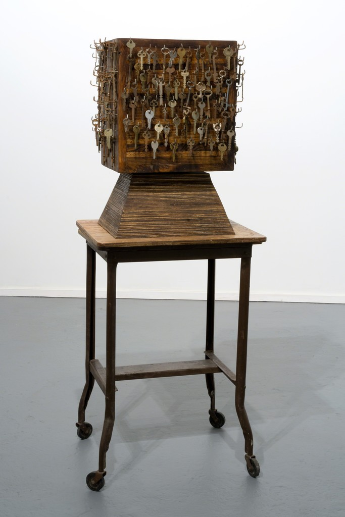 """Mystery Cabinet No. 1"" by Jackie Mock"