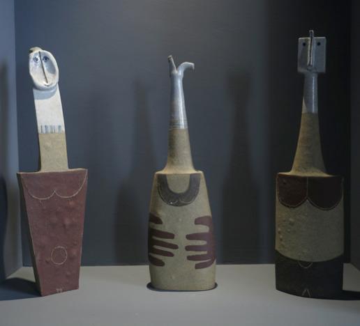 , '3 Sculptures, Female,' ca. 1990, Galleria Rossella Colombari
