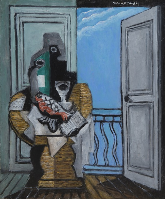 , 'Nature morte à la fenêtre,' ca. 1928, HELENE BAILLY GALLERY