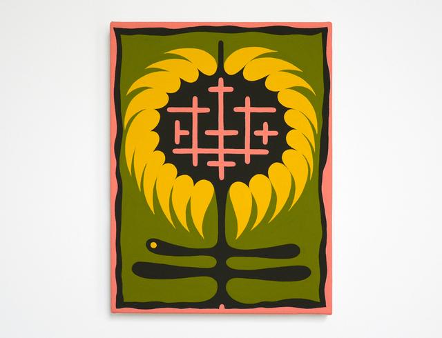 , 'Lion Flower,' 2018, Freight + Volume