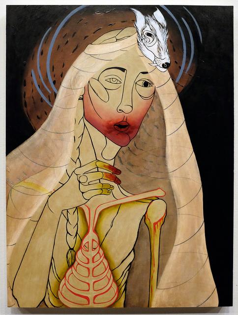 , 'Fang Bride,' 2013-2014, ANNO DOMINI
