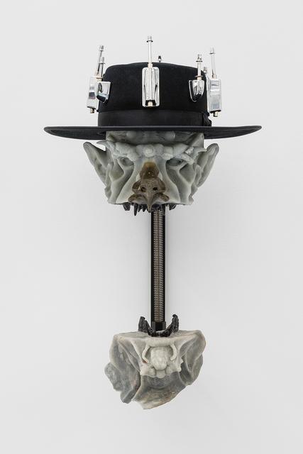, 'Man with hat,' 2016, VALENTIN