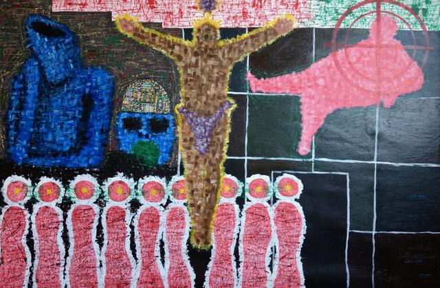 Sciniseko Jele, 'The Game of Loans', 2019, Yebo Art Gallery