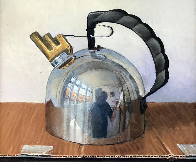 , 'He Kettle,' 2016, Eckert Fine Art