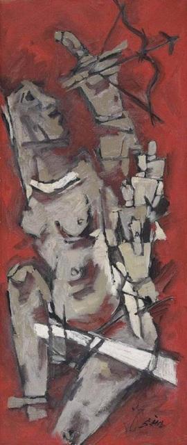 , 'Draupadi (Mahabharata),' 1971, Aicon Gallery