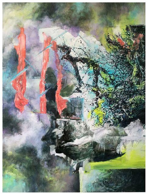 , 'Collusion,' 2017, 99 Loop Gallery