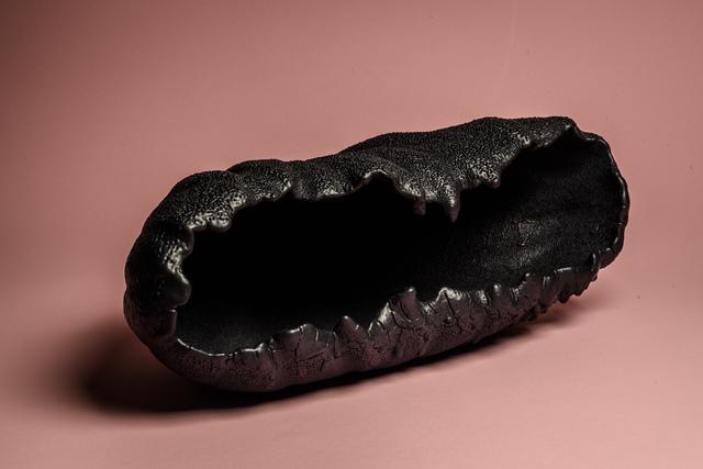 Irina Salmina, 'Black flower shell', 2019, Kunzt Gallery