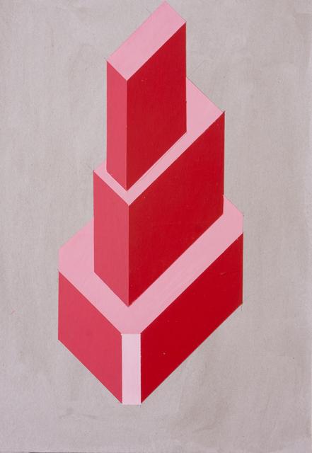 , 'Formas de poder,' 2014, Galería de la Oficina