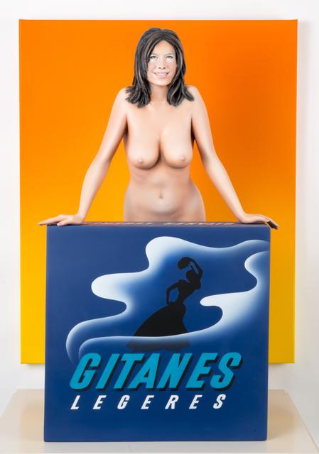 , 'Gitanes,' 2012, Galerie Ernst Hilger