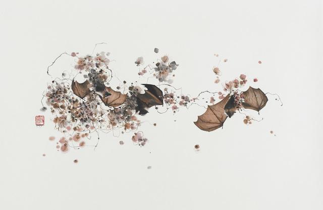 """, 'Wú Tí 32°56'14.3""""S 151°41'51.2""""E,' , Bill Lowe Gallery"""